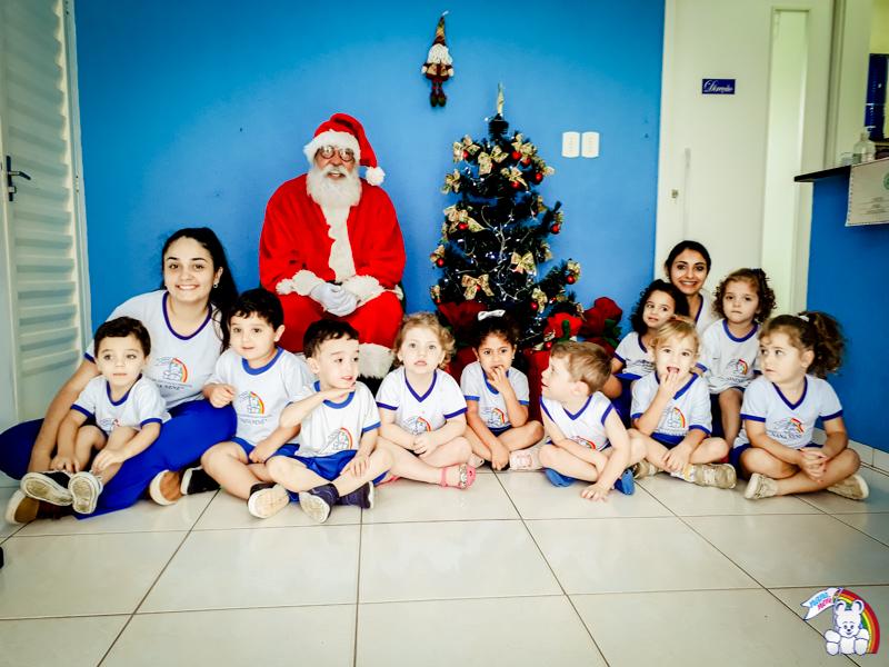 Visita do Papai Noel | un. 01