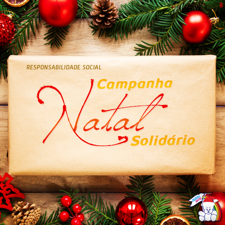 Campanha: Natal Solidário