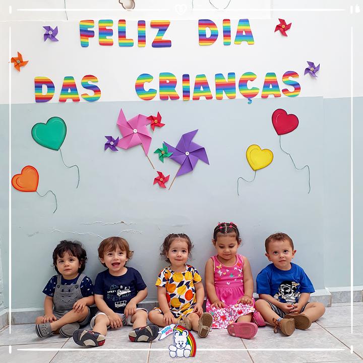 É Dia das Crianças!
